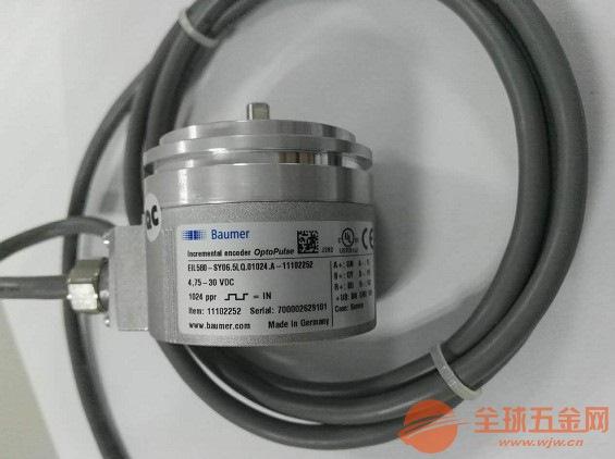 BAUMER增量式编码器BFF1G.24K4096-E2-9防护等级高