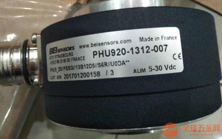 法国GHM510系列艾迪克BEI编码器GHM510-0762-005