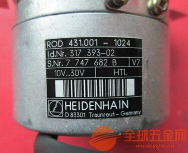 HEIDENHAIN编码器现货供应373903-01