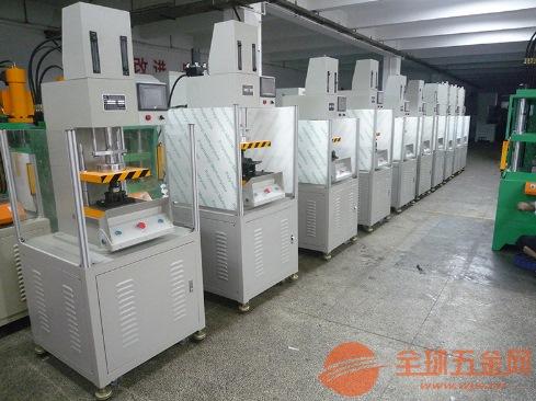 小吨位单柱数控油压整平机,昆山金拓智机械单柱油压压装机