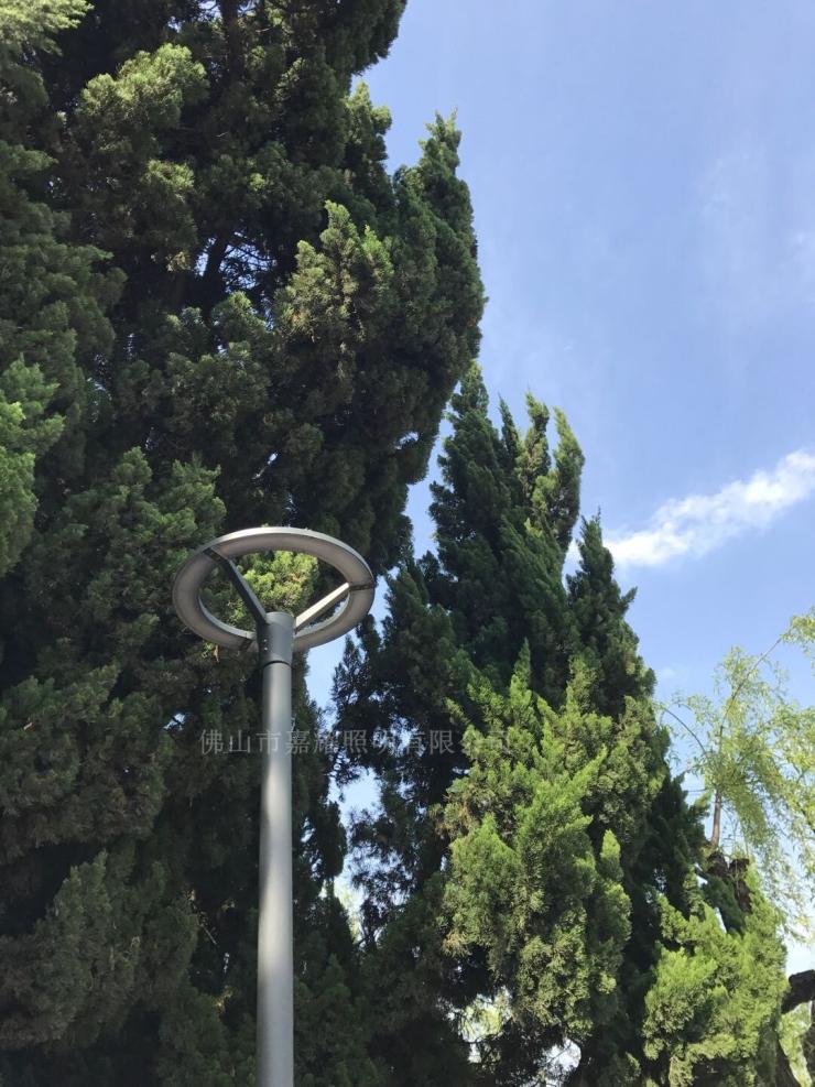 飛利浦BGP161 27W城市廣場LED庭院燈路燈