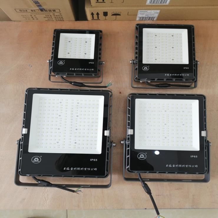 上海亚明LED投光灯FG65a 50W100W200W篮球场灯