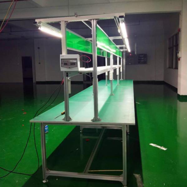 东莞双边流水线工作台装配生产线
