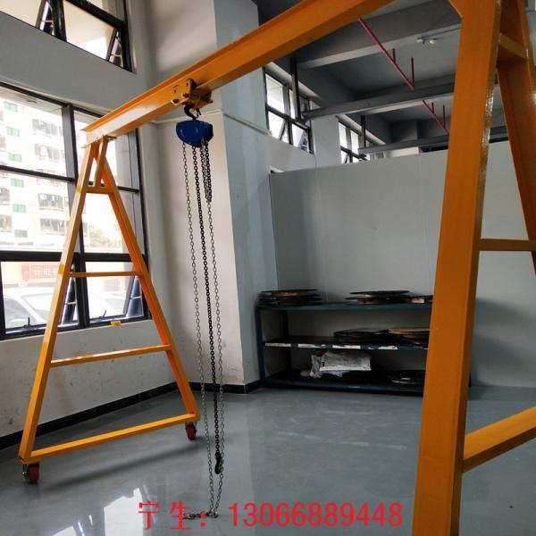 理顿生产龙门架龙门式吊架门式起重机