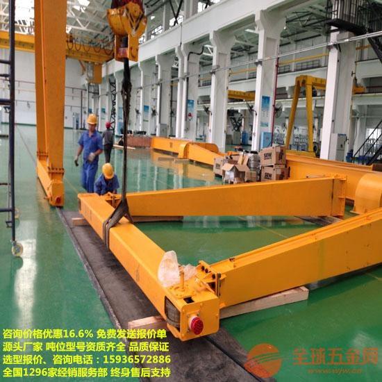 兴安突泉县100吨二手龙门吊价格,哪里回收天车、天吊