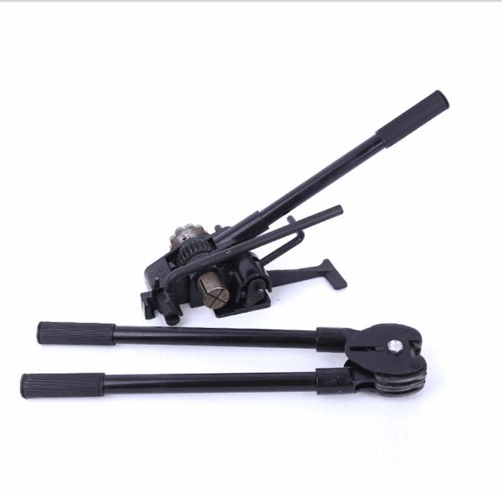 东莞KRL-19气动塑钢带打包机价格