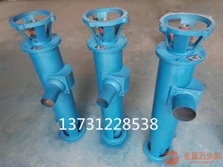 3寸绞龙抽粪泵适用范围广无堵塞立式排污泵