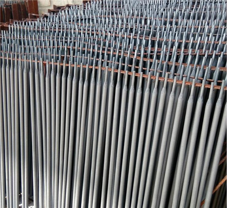D502鈦鈣型3.2mm4.0mm5.0mm高鉻閥門耐磨堆焊焊條焊絲