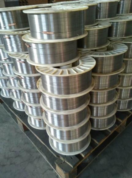 螺旋攪龍葉片堆焊藥芯焊絲YD918耐磨藥芯焊絲