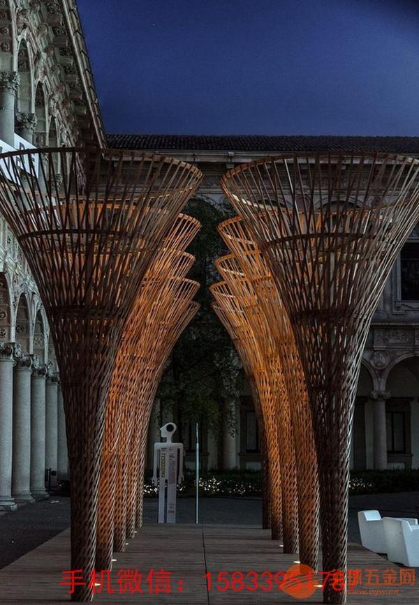 定制不锈钢城市景观雕塑 摆件