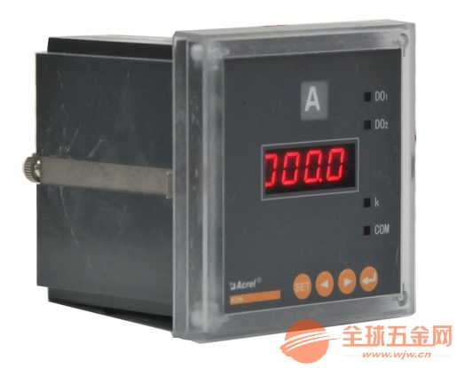 安科瑞單相電流表 數顯電流表PZ96-AI/K