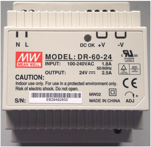 医疗IT系统用直流稳压电源 DR-60-24