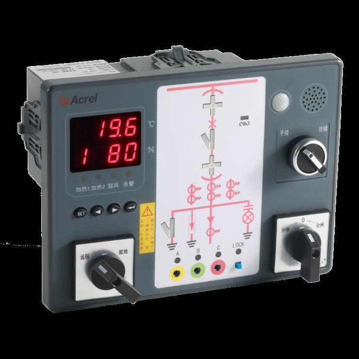 供應開關柜狀態顯示器 一次動態模擬圖顯示儀表 ASD200