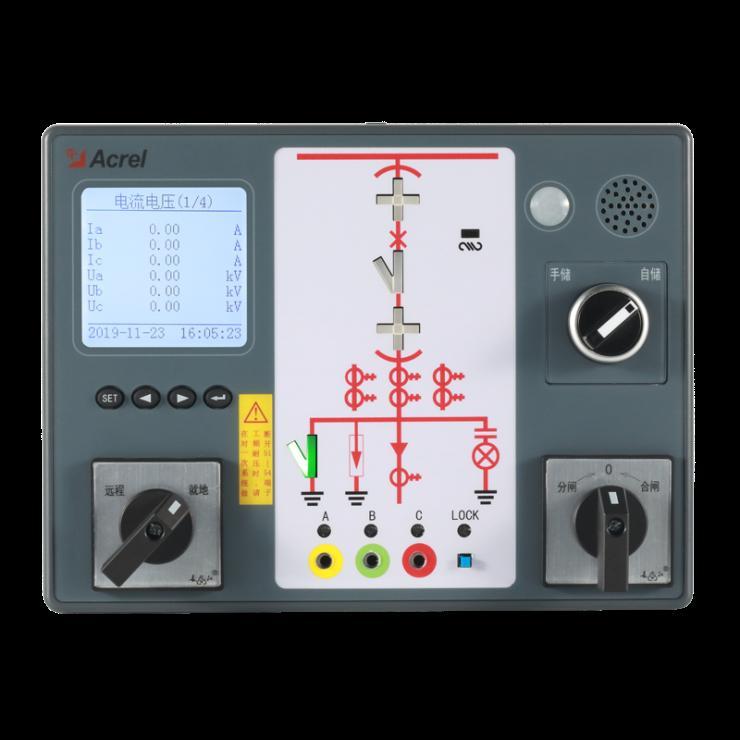 供應開關柜狀態顯示器ASD300一次動態模擬圖顯示器