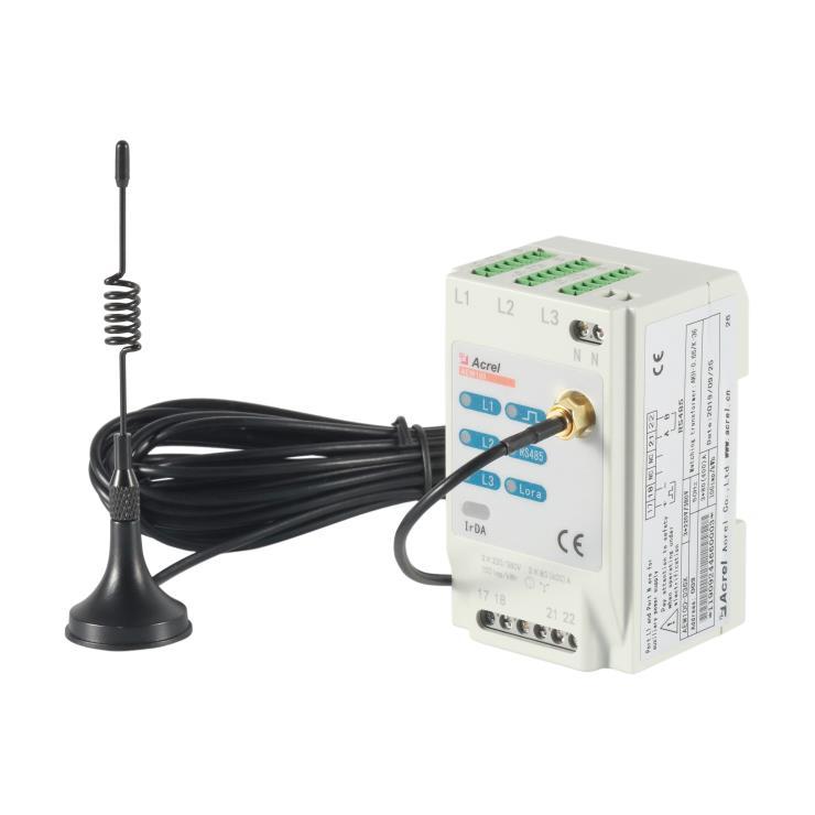 三相四線多回路無線穿刺式模塊化電能表AEW100-D20X