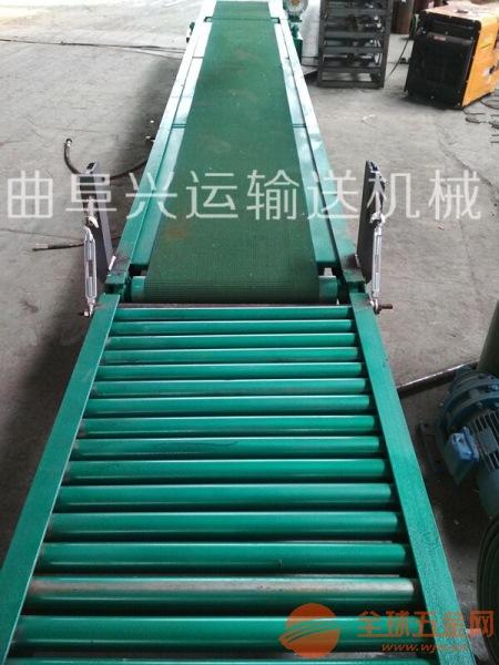 移动式输送机专业生产 自动式胶带爬坡机