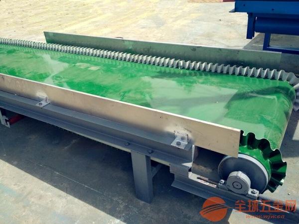 600宽10米长输送机批量加工节能高效传送机