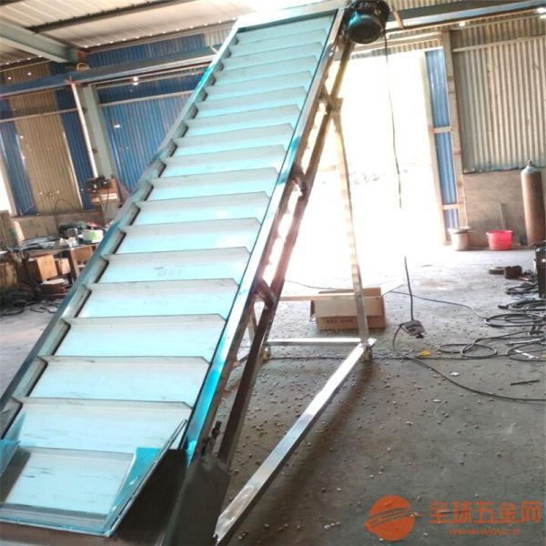 防油耐腐斜坡式输送机 轻型输送机xy1