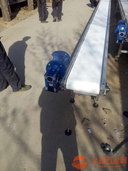 工业铝型材输送流水线批量加工自动流水线