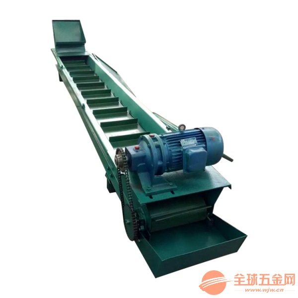 铸石板耐磨刮板式输送机量产板链刮板输送机