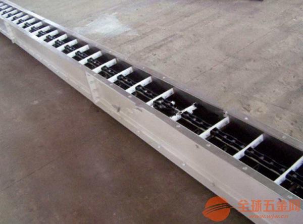 单板链刮板机多种型号刮板输送机