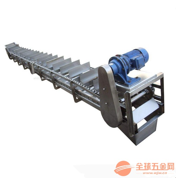 鋸磨裝倉埋刮板機 單板鏈鏈條 Ljxy u型刮板輸送