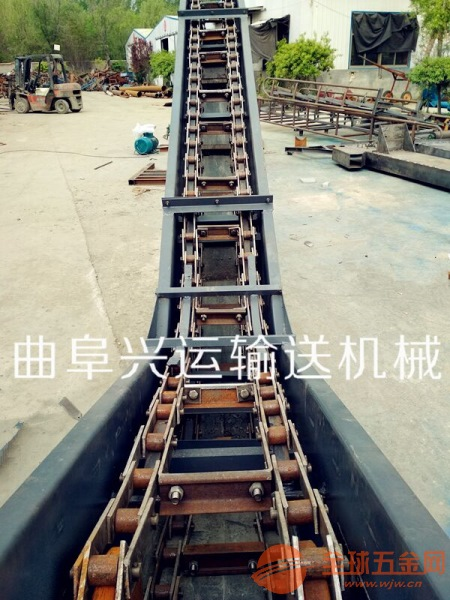 防尘矿用刮板机 矿粉链条式刮板机xy1