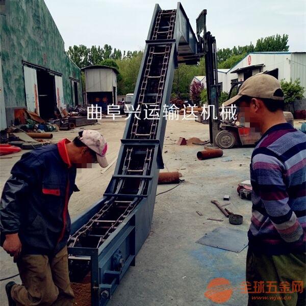 MC刮板输送机定做加工定制高炉灰输送刮板机
