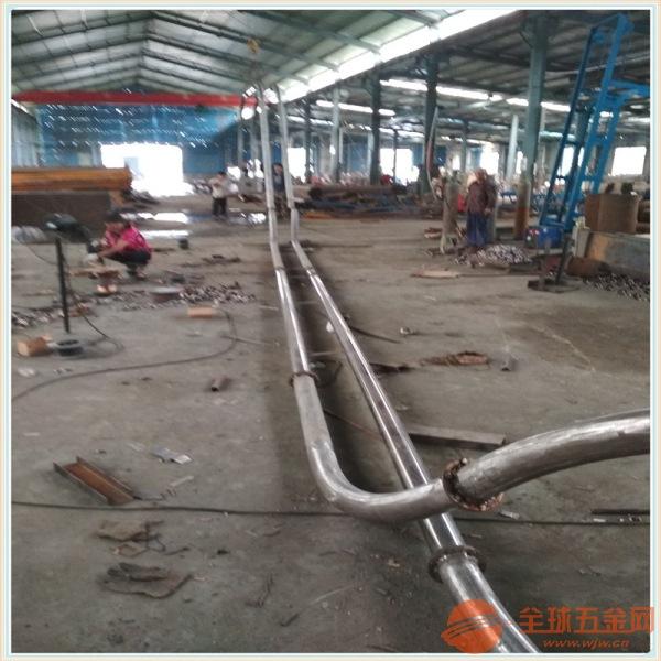 重型刮板输送机环保环型管链机xy1