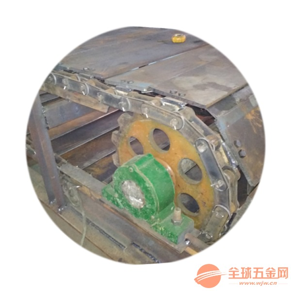 链板式输送机耐用直线型链板输送机安装生产厂家