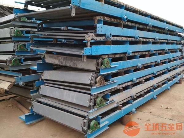 运输平稳链板运输机设计加工 装配链板输送机xy1