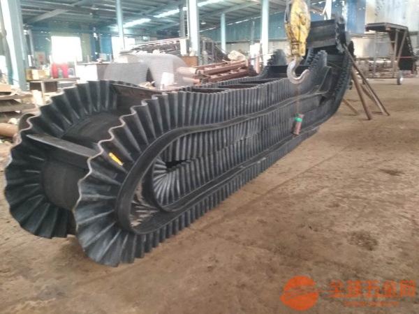 滚筒式矿石输送机 防滑式饲料锯末装车传送机xy1