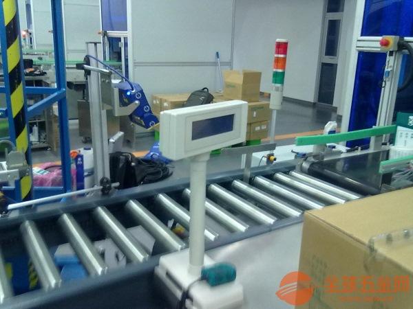 链式滚筒输送机碳钢喷塑水平输送滚筒线