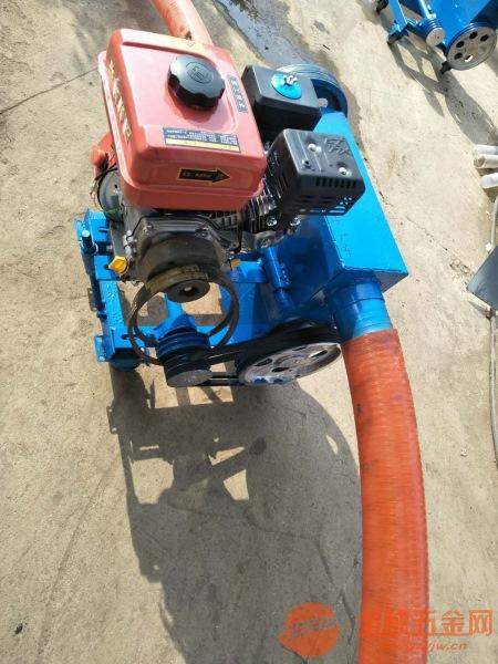 大卡车悬挂式软管吸粮机新型农场补仓用输送机