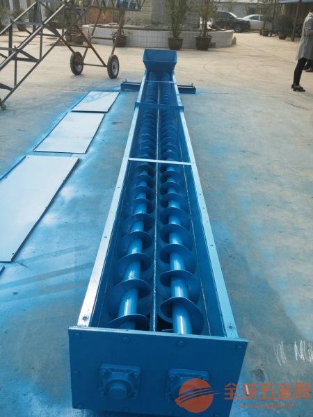 价格低螺旋提升机图片 螺旋上料机xy1