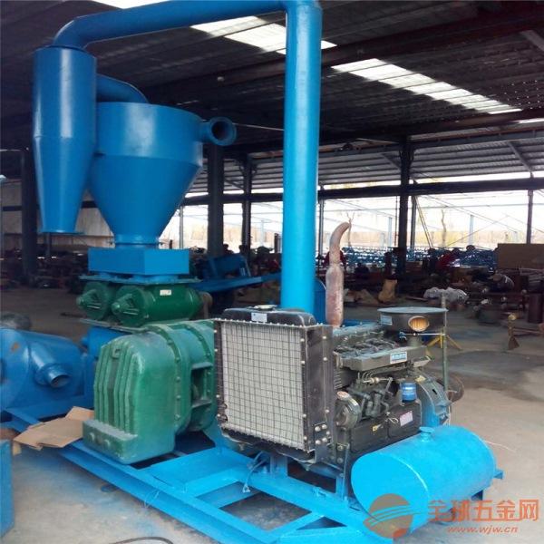 罗茨风机气力吸粮机移动式 散粮稻谷全自动吸粮机