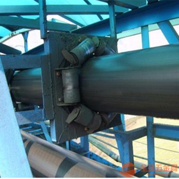 管式带状输送机炉渣专用密封