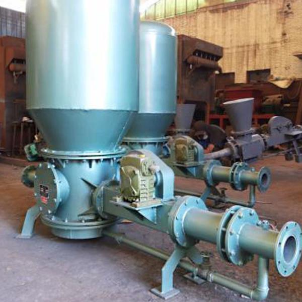 维护简单气力型粉煤灰输送机 无尘气力型粉煤灰输送机x