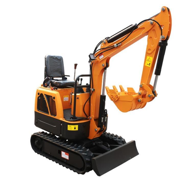 电缆挖沟机/液压反铲挖掘机型号/汇众机械电缆挖沟机