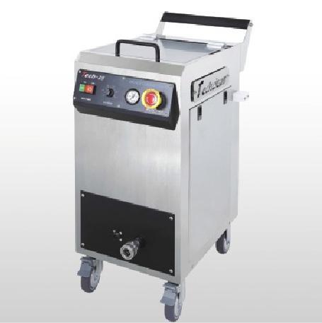 模具行业除污除锈苏普曼干冰清洗机
