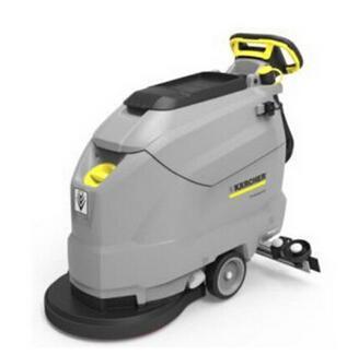 德国凯驰手推式洗地吸干机,移动水箱,操作简单