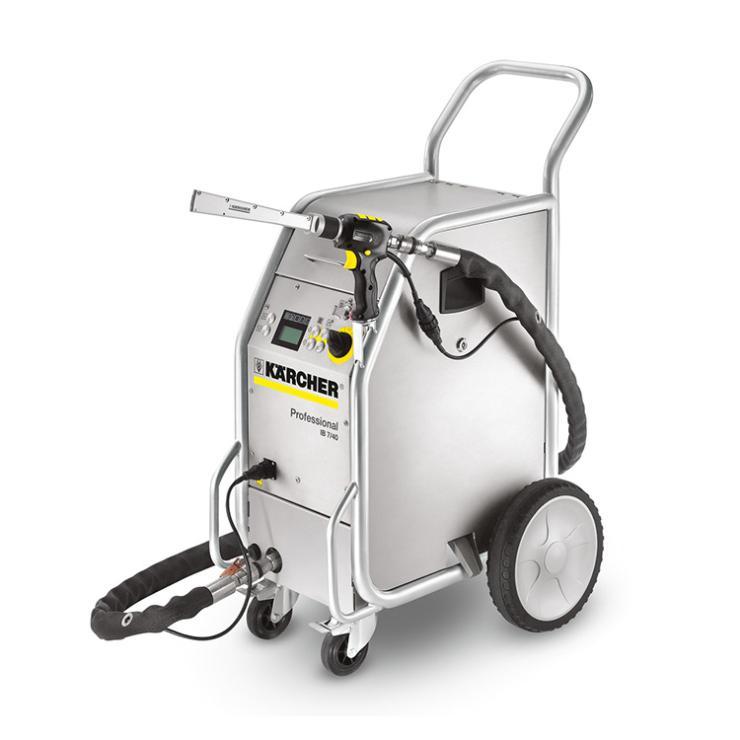 干冰清洗机配套涂装设备前处理 德国凯驰干冰喷射机