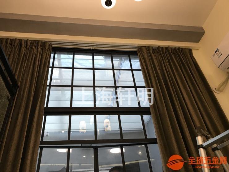 湖州电动窗帘价格窗帘设计安装生产批发厂家一手货源