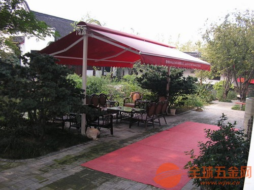 台州户外曲臂式遮阳蓬厂家选料精良质量可靠