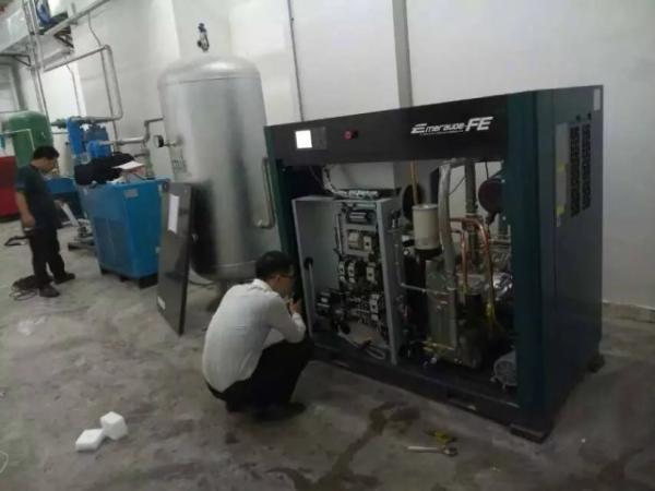 深圳沙井哪里有维修空压机