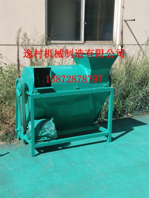 逸村食用菌菌袋分离机 脱袋机 菌袋菌料分离机