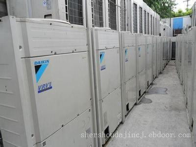 广州二手旧中央空调回收