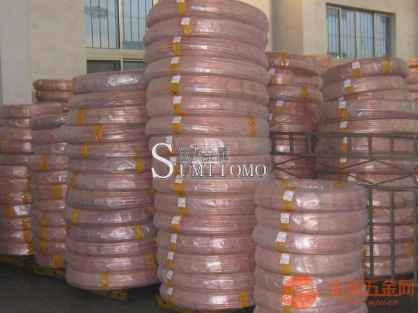 供应C1100紫铜线 C1100耐腐蚀紫铜线批发