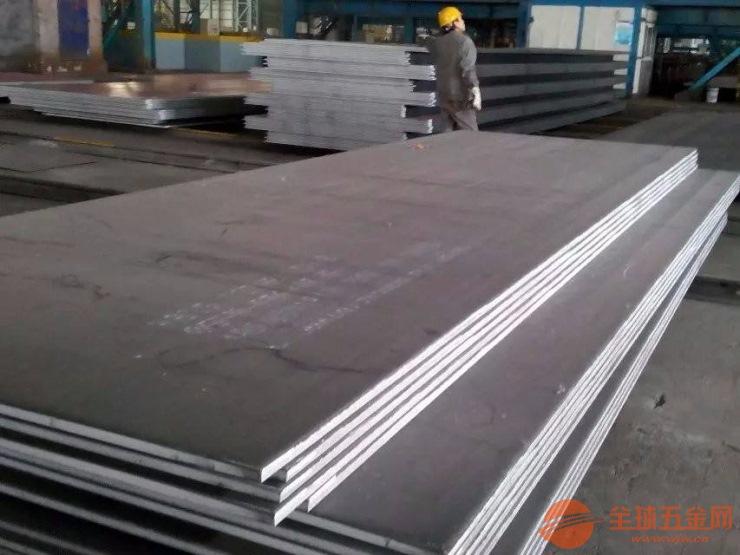 热处理弹簧钢板SUP12
