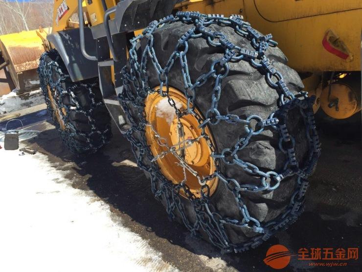 装载机轮胎保护链厂家直销